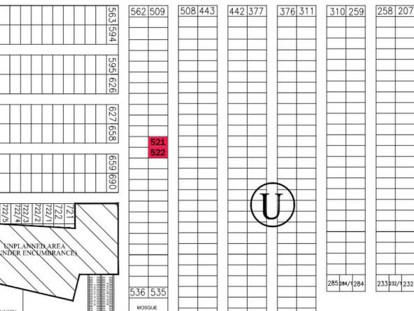 U-521-522 Phase-7 Al Baraka Estate